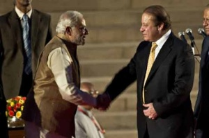 PRIME MINISTERS MEET FOR PEACE