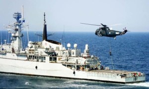 PAKISTAN SIGNS AN AGREEMENT WITH CHINA FOR SIX PATROL CRAFT
